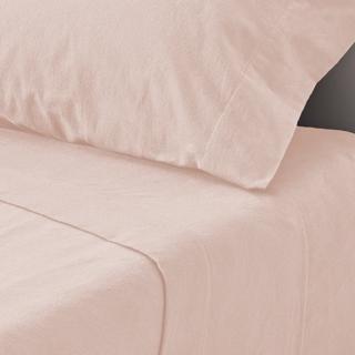 Ensemble de draps Flanelle très grand lit