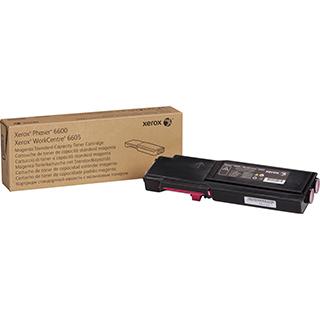 Cartouche d'encre pour imprimante laser-Magenta