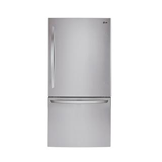 Réfrigérateur 24.1 pi.cu. congélateur en bas