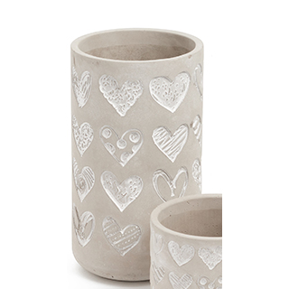 Vase coeur