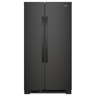 Réfrigérateur côte à côte 21.7 pi3