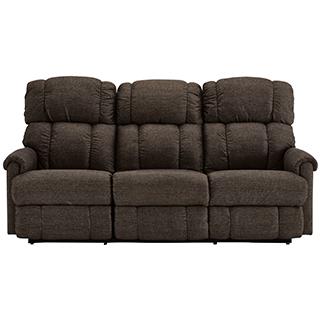 Sofa tissu inclinable classique