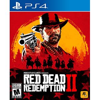 JEU RED DEAD REDEMPTION