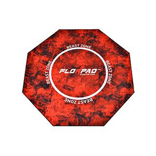 Tapis gamer rouge