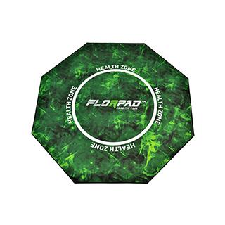 Tapis gamer vert