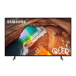 Téléviseur QLED 4K écran 82
