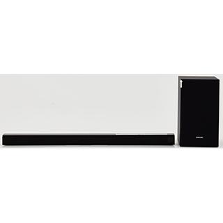 Système de barre sonore 320W avec caisson d'extrêmes graves