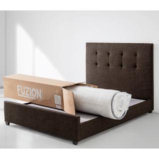 Matelas dans une boîte FUZION 12 Très grand lit