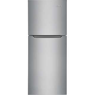 Réfrigérateur 12 pi.cu. congélateur en haut