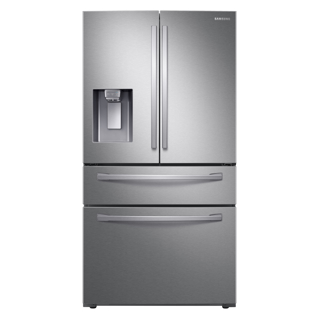Réfrigérateur à double porte 28 pi.cu.