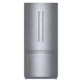 Réfrigérateur 20 pi.cu. congélateur en bas