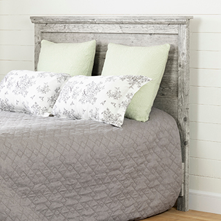 Tête de lit double