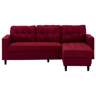 Sofa tissu contemporain
