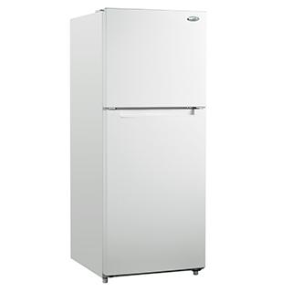 Réfrigérateur 10.1 pi.cu. congélateur en haut