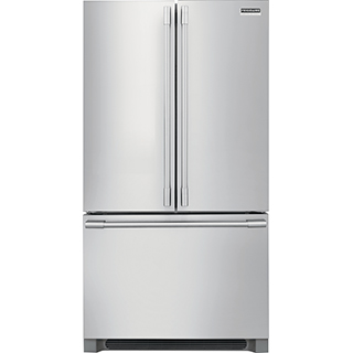 Réfrigérateur 22.3 pi.cu. congélateur en bas