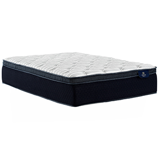 Matelas en mousse gel et ressorts Simple