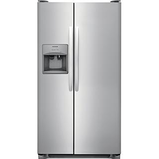 Réfrigérateur côte à côte de 22,1 pi.cu.