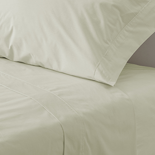 Ensemble de draps Percale lit simple