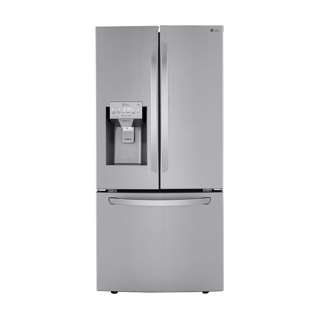 Réfrigérateur à double porte 24.5 pi.cu.