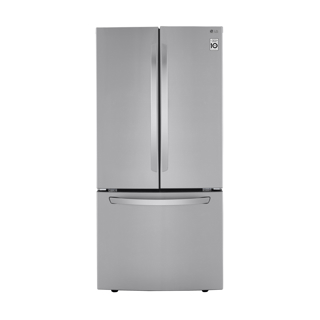 Réfrigérateur à double porte 25.1pi3