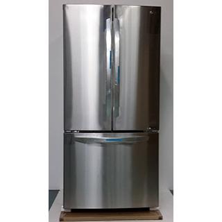 Réfrigérateur à double porte 25.1