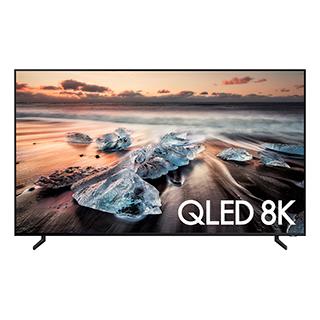 Téléviseur QLED 8K écran 85 po