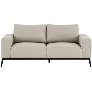 Sofa condo en cuir