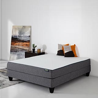 Matelas dans une boîte HOP 8 Très grand lit