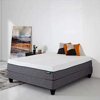 Matelas dans une boîte HOP 12 Très grand lit