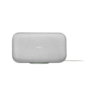 Haut-parleur intelligent Google home Max