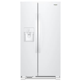 Réfrigérateur côte à côte 25 pi3