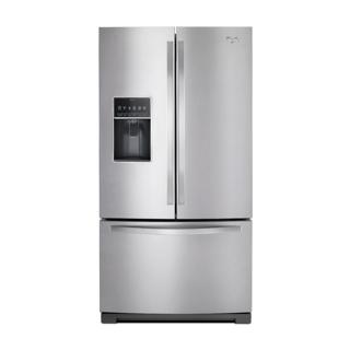 Réfrigérateur à double porte 27 pi.cu.