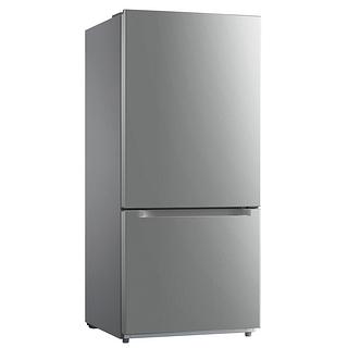 Réfrigérateur congélateur en bas 18.7