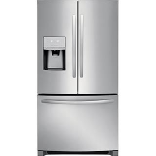 Réfrigérateur à double porte 26.8 pi.cu.