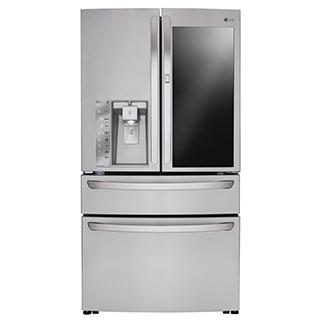 Réfrigérateur à double porte 22.5pi3