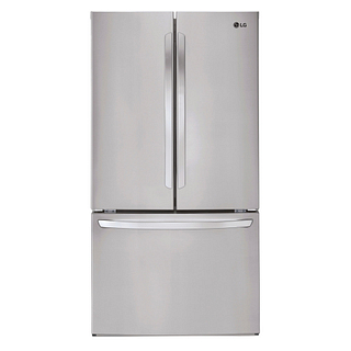 Réfrigérateur à double porte 29 pi.cu.