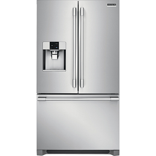 Réfrigérateur à double porte 26.7 pi.cu.
