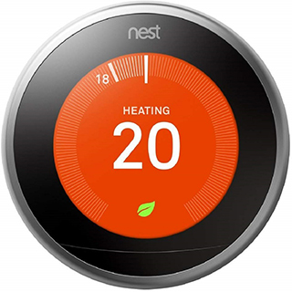 Thermostat intelligent Nest 3e génération