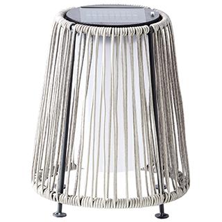 Lanterne solaire LED 10 po