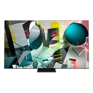 Téléviseur QLED écran 85 po