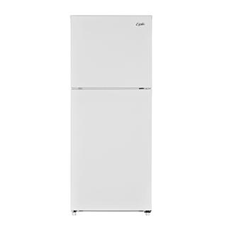 Réfrigérateur congélateur en haut 10.4