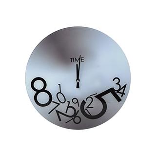 Horloge Chute de chiffres