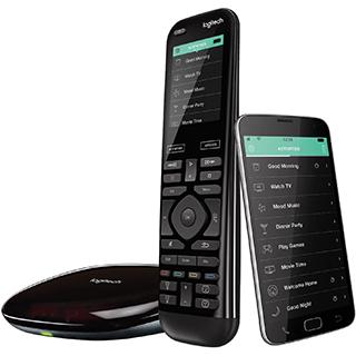 Télécommande intelligente avec HUB