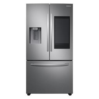 Réfrigérateur à double porte 26.5