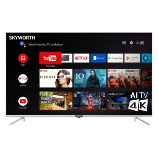 Téléviseur intelligent 4K HDR Android 65po