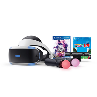 PS4VR BLOODTRUTH/EVERY GOLF
