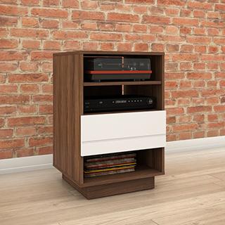 Cabinet audio