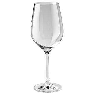 Predicat 6 pièces Bourgogne Blanc Glass Set
