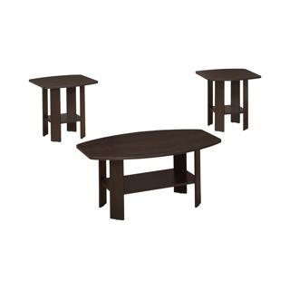 Ensemble de 3 tables de salon
