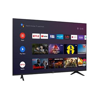 Téléviseur 4K Smart TV écran 43